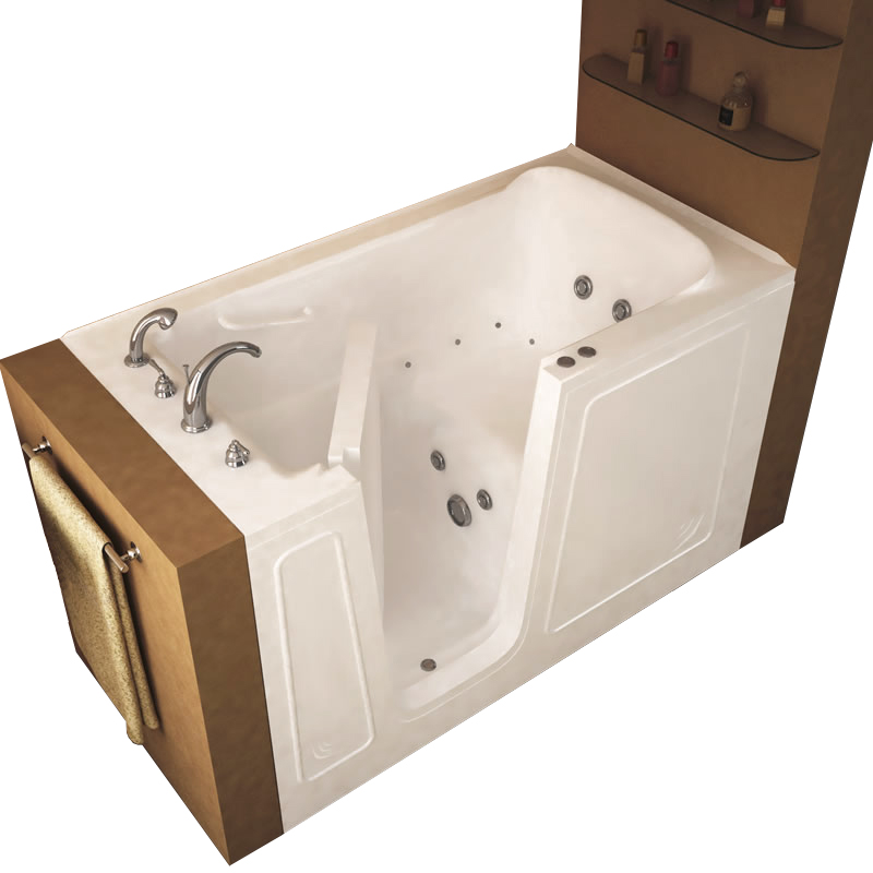Sanctuary Large Duratub Walk In Tub
