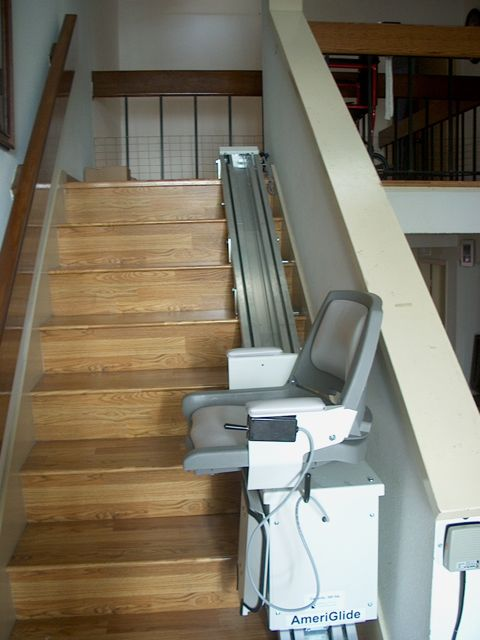 User Installed Stair Lift