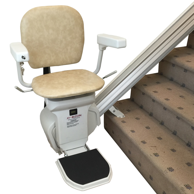 Straight Stair Lift Example